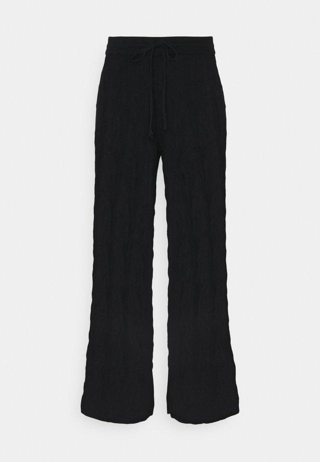 THIRIL TROUSER - Pantalon classique - black
