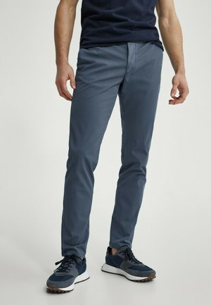 SLIM FIT - Chino - dark blue