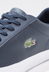 Lacoste - LEROND BL 1 CAM  - Sneakers laag - navy - 5