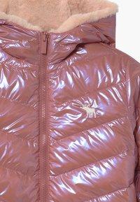 Abercrombie & Fitch - COZY PUFFER - Zimní bunda - pink shine - 5
