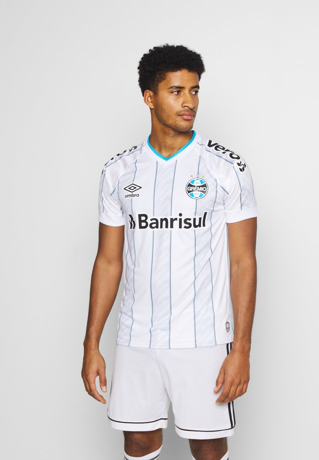 GREMIO AWAY - Squadra - white/blue/black