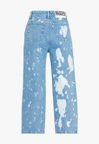 The Ragged Priest - BLEACH SPLATTERED GRIP - Jeans Relaxed Fit - light blue - 1
