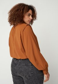 Zizzi - Blouse - brown - 2