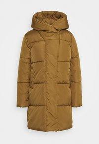 FQDICCO - Zimní kabát - butternut