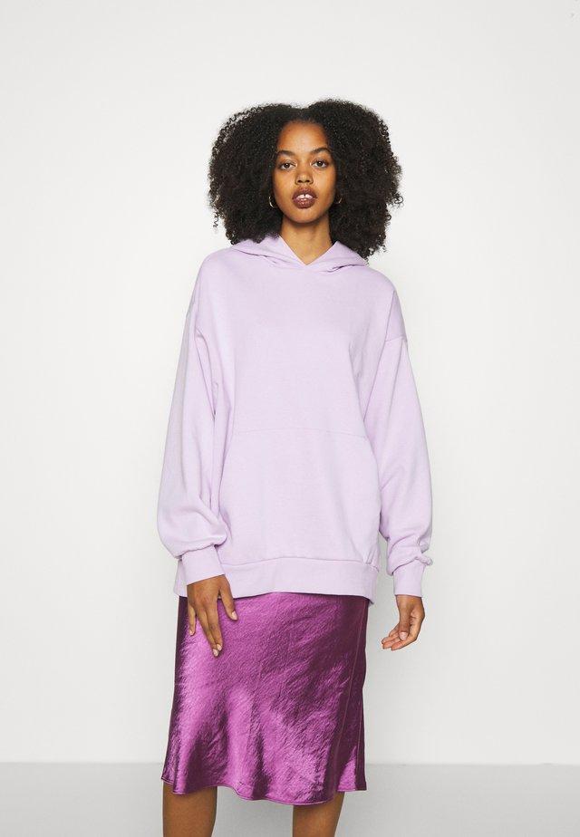 LINDA HOODIE - Huppari - lilac