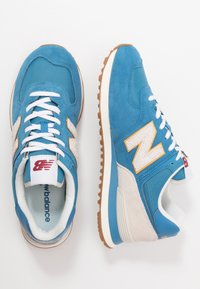 New Balance - 574 - Tenisky - blue - 1