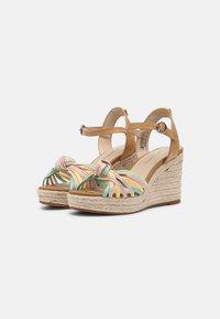 Pepe Jeans - MAIDA COLORS - Platform sandals - multi - 2
