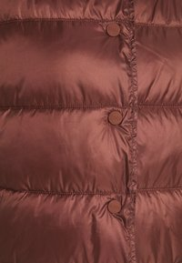 CLOSED - COSY PORI - Winter coat - mahogany - 2