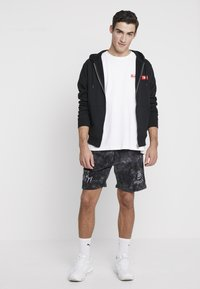 Diesel - BRANDON - veste en sweat zippée - black - 1