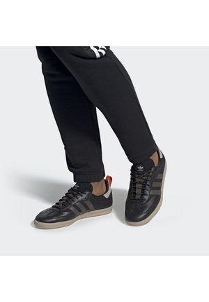SAMBA OG SHOES - Sneakers laag - black