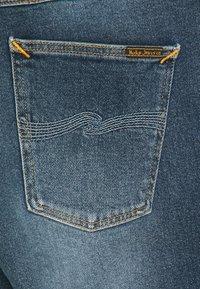 Nudie Jeans - LEAN DEAN - Relaxed fit jeans - blue denim - 5