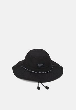 RIVER HAT UNISEX - Sombrero - regular black