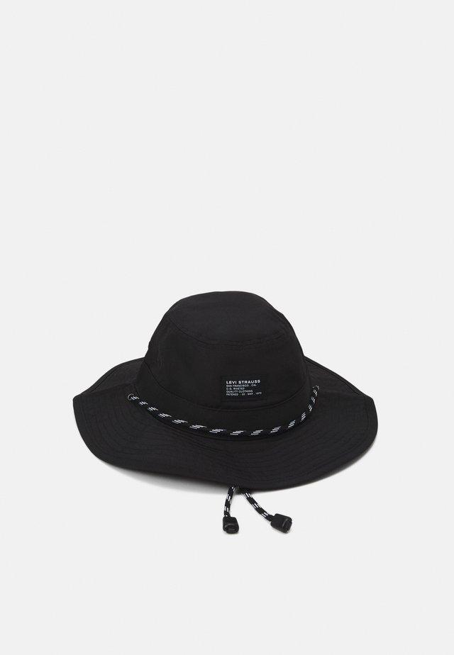RIVER HAT UNISEX - Hat - regular black