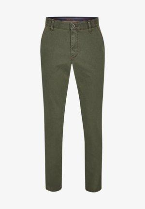 GARVEY 7015 - Trousers - oliv (72)