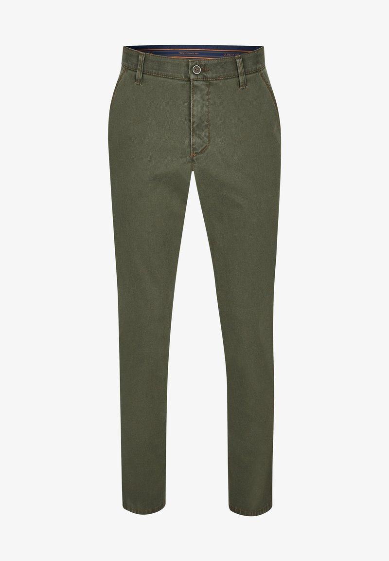 Club of Comfort - GARVEY 7015 - Trousers - oliv (72)