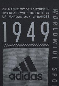 adidas Performance - T-shirt à manches longues - black - 2