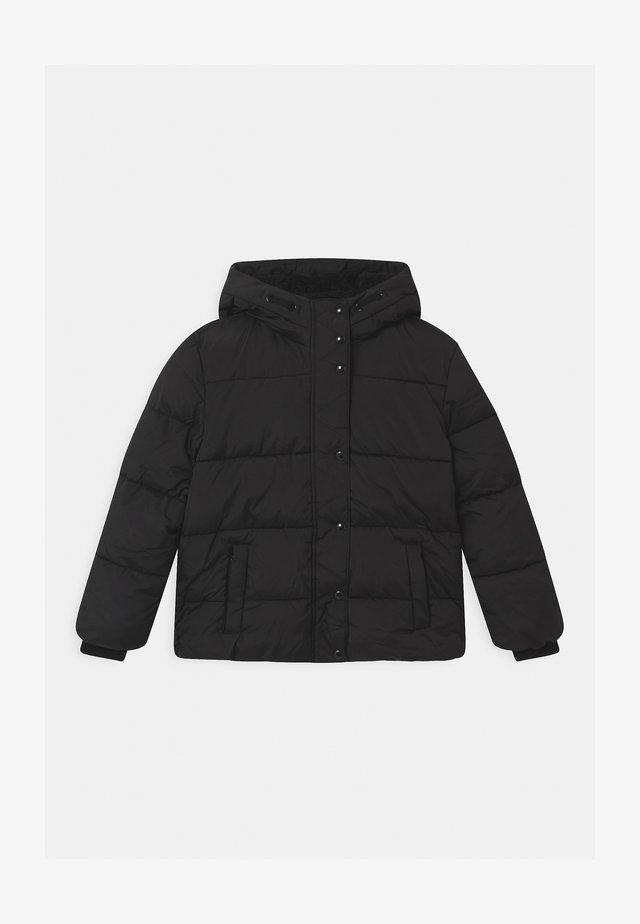 GIRL CLASSIC WARMEST - Zimní bunda - true black