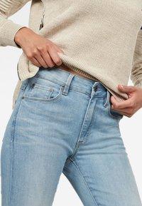 G-Star - 3301 HIGH SKINNY  - Jeans Skinny - light-blue denim - 3