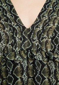 Denham - VALENCIA DRESS - Day dress - olive - 7