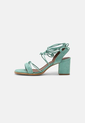 SOPHIE - Sandály - mint green