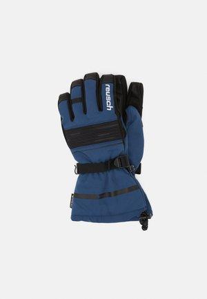 ISIDRO GTX® - Rękawiczki pięciopalcowe - dark denim/black