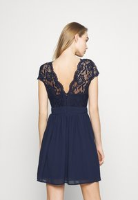 Nly by Nelly - MAKE ME HAPPY - Cocktail dress / Party dress - navy - 2