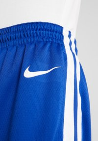 Nike Performance - NBA GOLDEN STATE WARRIORS SWINGMAN SHORT - Sports shorts - rush blue/white/amarillo - 5