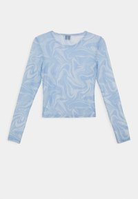 Gina Tricot - LAURA  - T-shirt med print - blue - 1
