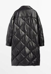 Massimo Dutti - Down coat - black - 8