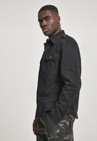 Brandit - VINTAGE  - Shirt - black - 3