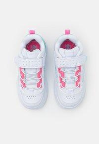 Kappa - UNISEX - Chaussures d'entraînement et de fitness - white/mint - 3