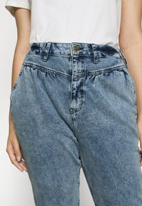River Island Plus - Relaxed fit jeans - denim marl - 4