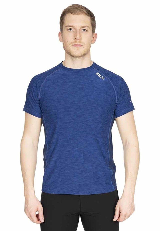 COOPER - Print T-shirt - blue