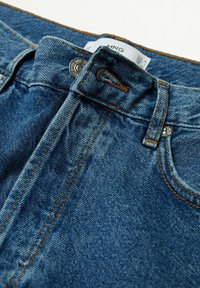 Mango - GABRIELA - Flared Jeans - donkerblauw - 6