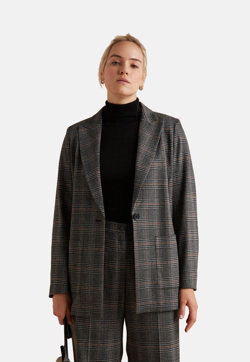 Elena Mirò - Short coat - grigio