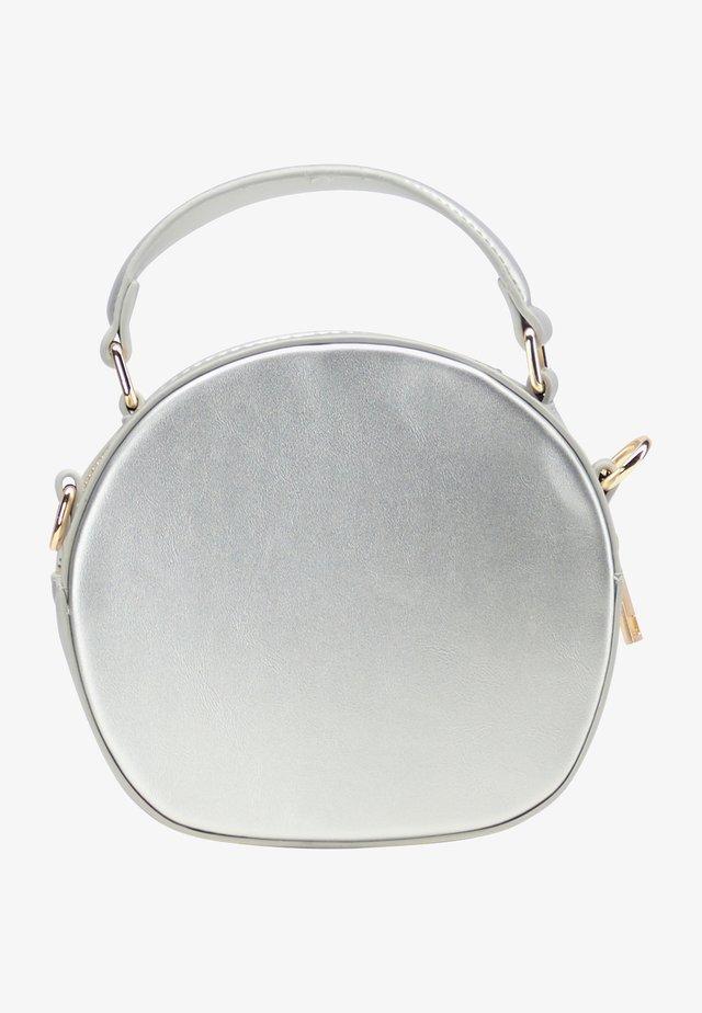 Sac bandoulière - silber metallic