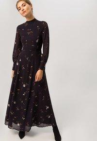 IVY & OAK - Maxi dress - black - 0