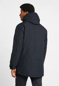 Vaude - MEN'S IDRIS - Outdoor jacket - black - 2