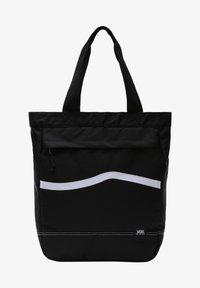Vans - UA CONSTRUCT TOTE - Tote bag - black/white - 1