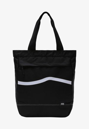 UA CONSTRUCT TOTE - Tote bag - black/white