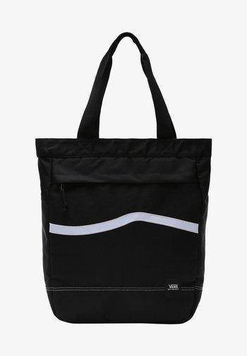 UA CONSTRUCT TOTE - Tote bag - black/white