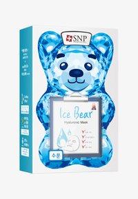 SNP - SNP ICE BEAR HYALURONIC MASK 10 PACK - Face mask - - - 0