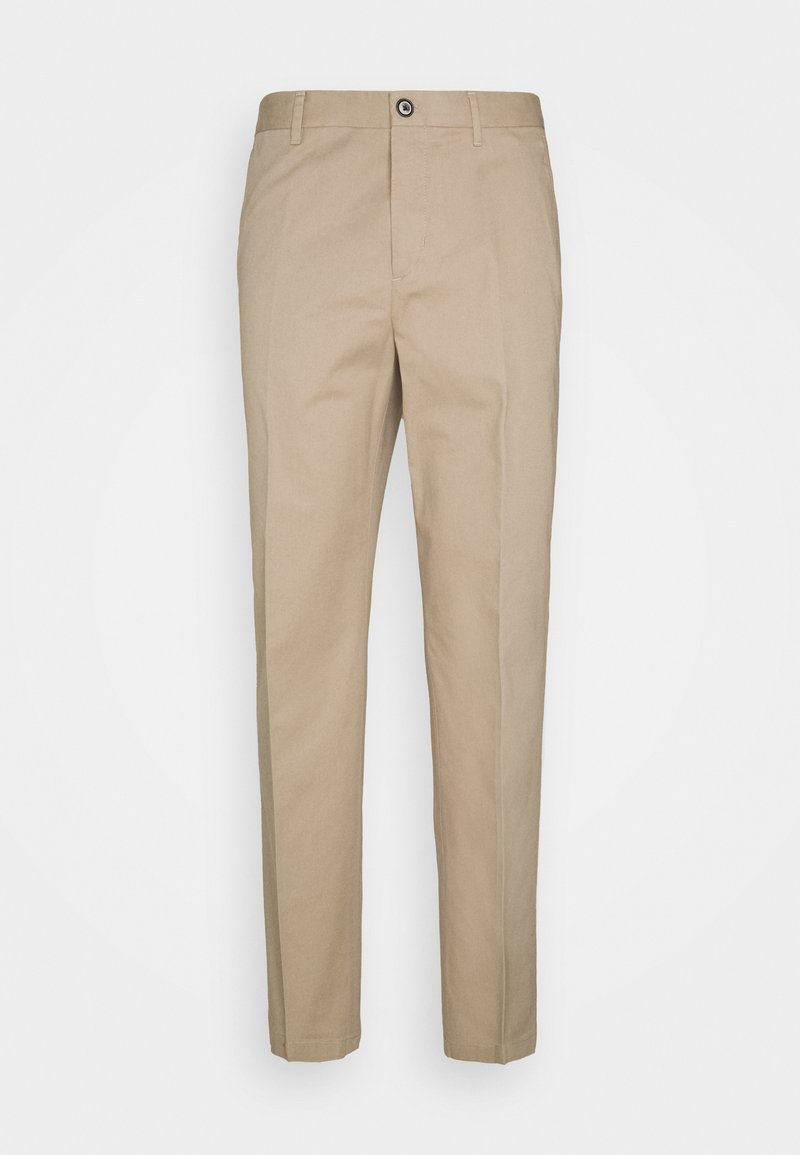 Filippa K - WILLIAM COTTON TROUSER - Kalhoty - desert tau