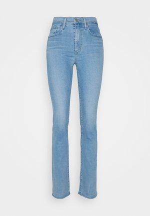 724 HIGH RISE - Straight leg jeans - rio aura