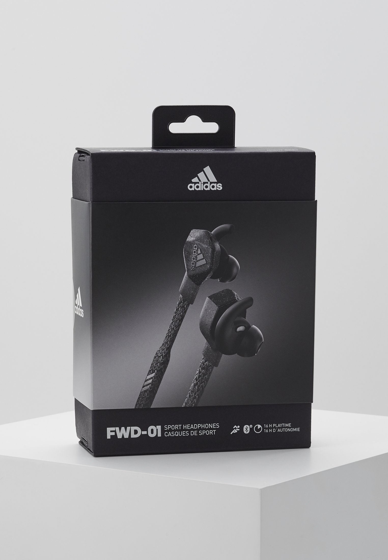 adidas Performance FWD-01 BLUE TOOTH HEADPHONES - Casque - night grey