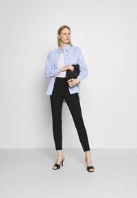 Opus - FEORGIA - Button-down blouse - blue mood - 1