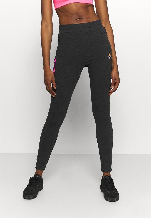 ZEHRT - Teplákové kalhoty - black