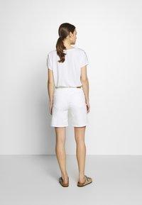 Marc O'Polo - Denim shorts - white - 2