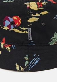 Carhartt WIP - BEACH BUCKET HAT UNISEX - Sombrero - black - 3