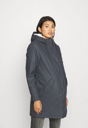 OLMSALLY RAINCOAT - Winter coat - dark blue